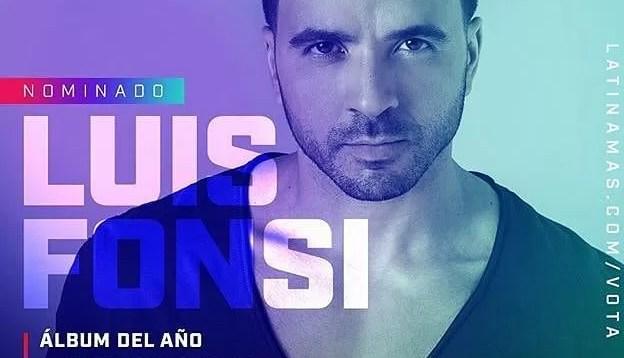 Luis Fonsi Latin American Awards 2019