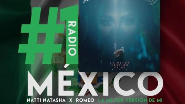 Romeo Santos x Natti Natasha – La Mejor Version de Mi Mexico