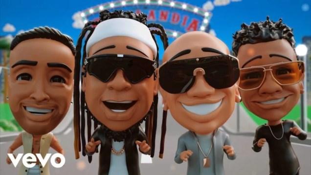 Gente de Zona ft. Zion & Lennox – Poquito a Poco (Official Video)
