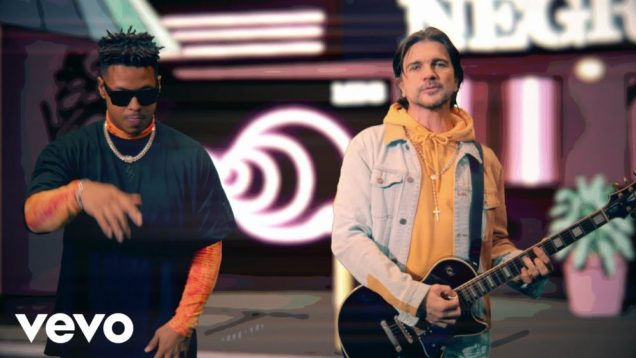 Juanes ft. Fuego – Mía Mía(Official Video)