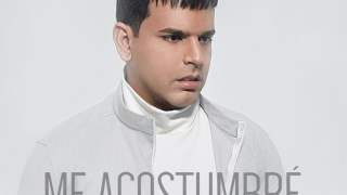 Tito El Bambino – Me Acostumbre