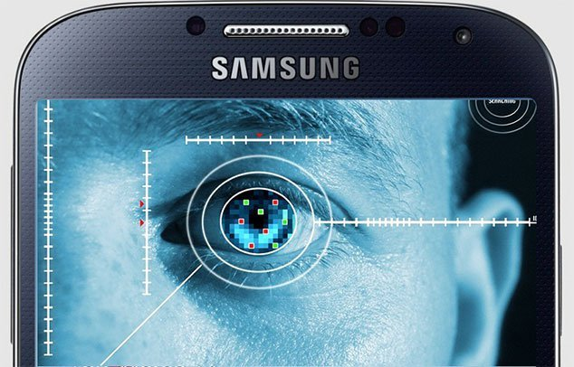 New Galaxy Note Might Feature Iris Scanner and 6 GB LPDDR4 RAM