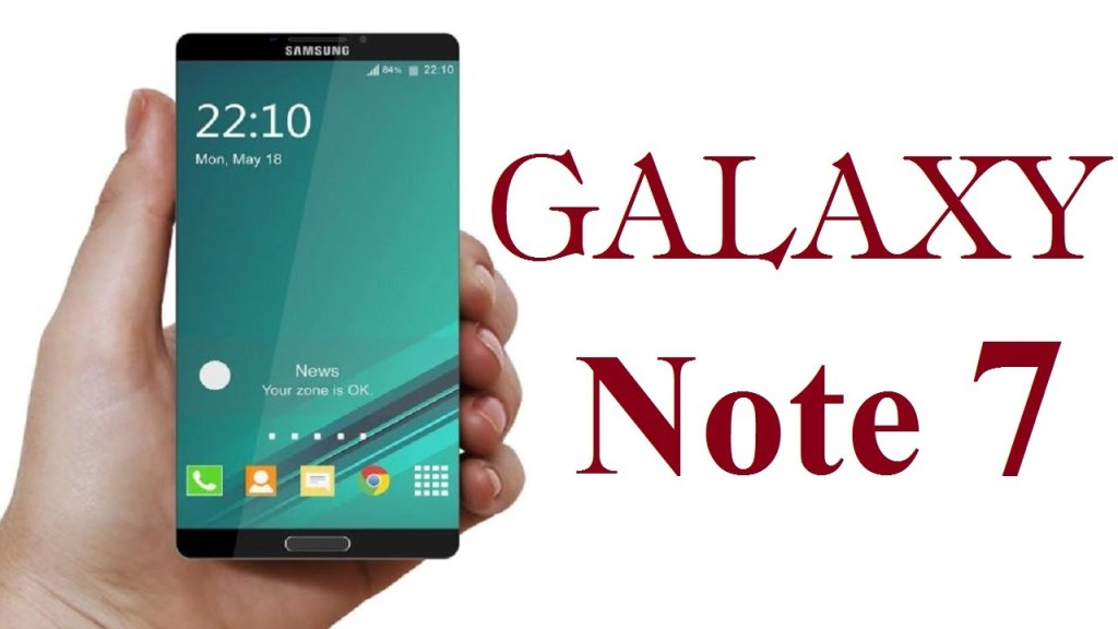 New Galaxy Note Rumored to be Named Galaxy Note 7