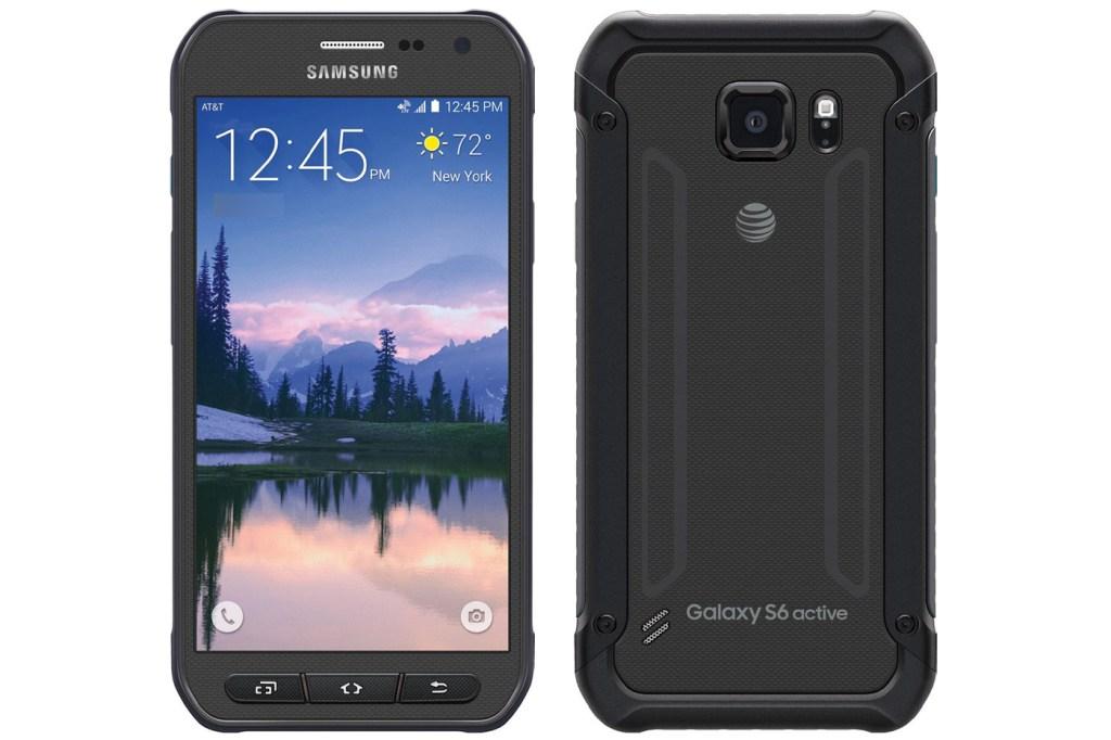 #1 in Our Best Samsung Galaxy Waterproof Smartphone List - Galaxy S7 Active