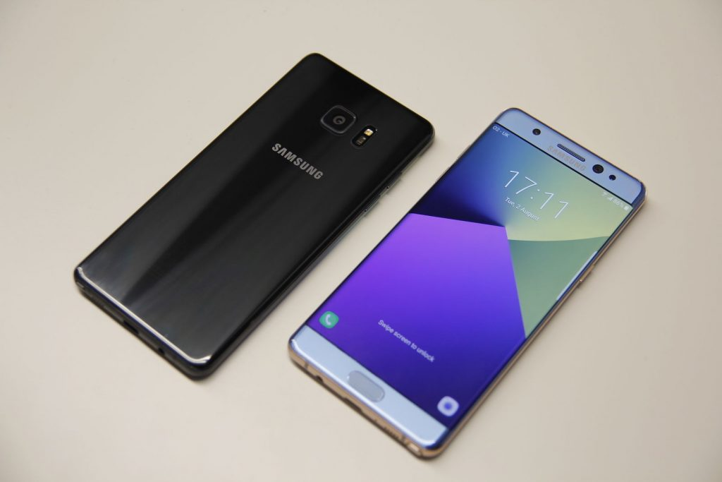 Samsung Galaxy Note New News - Note 7 Failure Might Show the Door to the 20% Samsung Executives