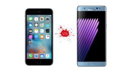Samsung Galaxy Note Smartphone vs the New iPhone: The Battle between Two of the Hottest Phablets of this Year