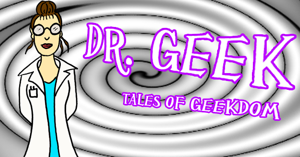 Dr. Geek: I'm Somepony, Are You?