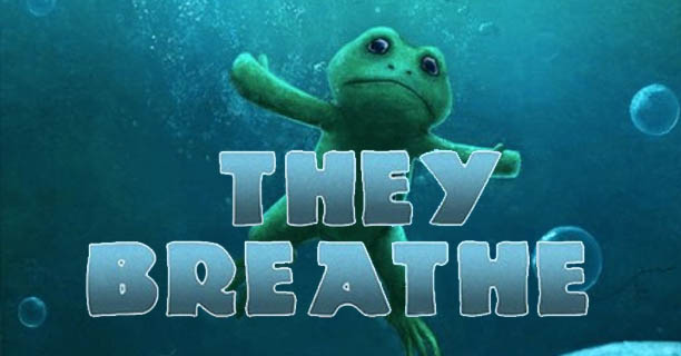 Review: They Breathe - A Breath of Fresh Air