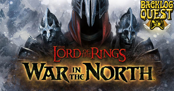 Backlog Quest: Day 13 – The Lord of the Rings: War in the North