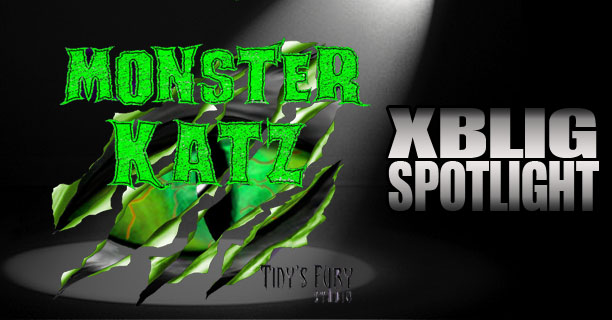 XBLIG Spotlight: Developer interview with Tiny's Fury Studio, makers of Monster Katz