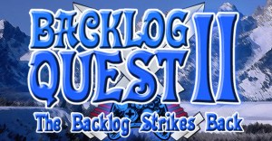Check out all the Backlog Quest II journal entries!