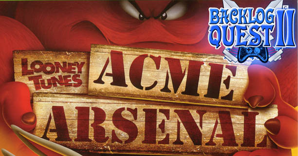 Backlog Quest II: Day 6 – Looney Tunes: Acme Arsenal - Rabbit season