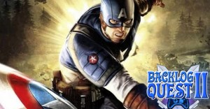 Captain America: Super Soldier (NDS) – Light on the super