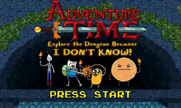 First Impressions: Adventure Time: Explore the Dungeon Because I DON'T KNOW!