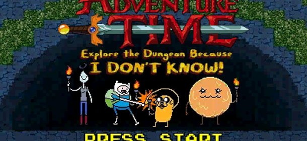 Ad·ven·ture. Noun. Aimlessly plodding through eventless dungeon after eventless dungeon.
