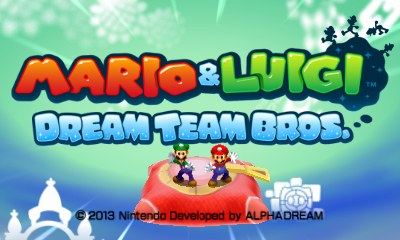 Review: Mario and Luigi: Dream Team - Galaxy of Geek