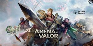 Arena Of Valor Beta Test First Impressions