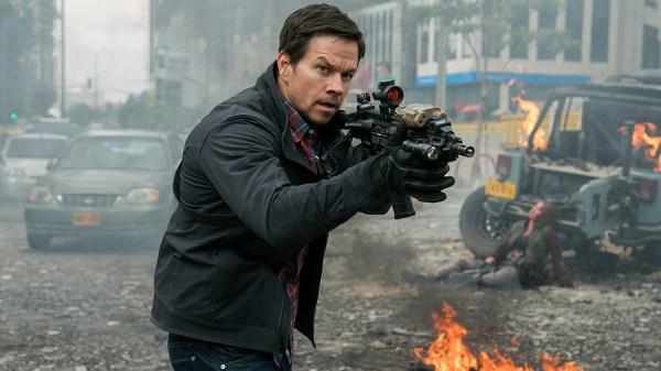 James Silva with gun