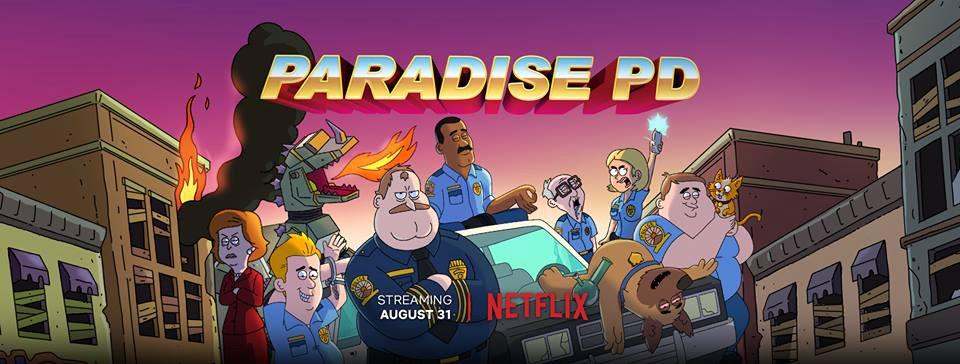 Paradise PD – Season 1: Review