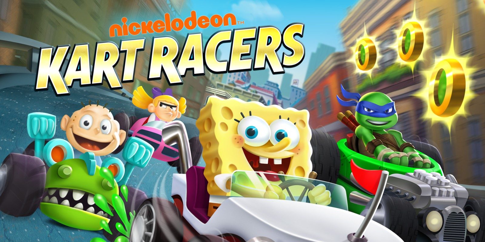 Dual Screens: Nickelodeon Kart Racers: Review (Xbox One & Nintendo Switch)