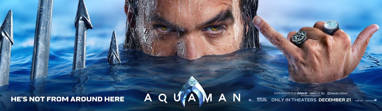 Aquaman: Review