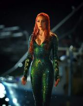 Amber Heard as Mera
