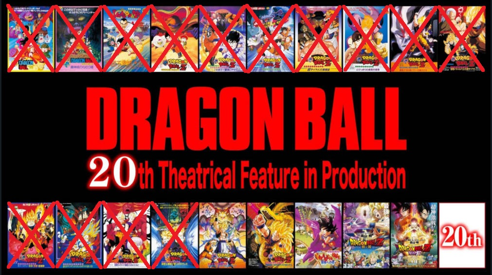Dragon Ball: The Road to Film 20 – Part V