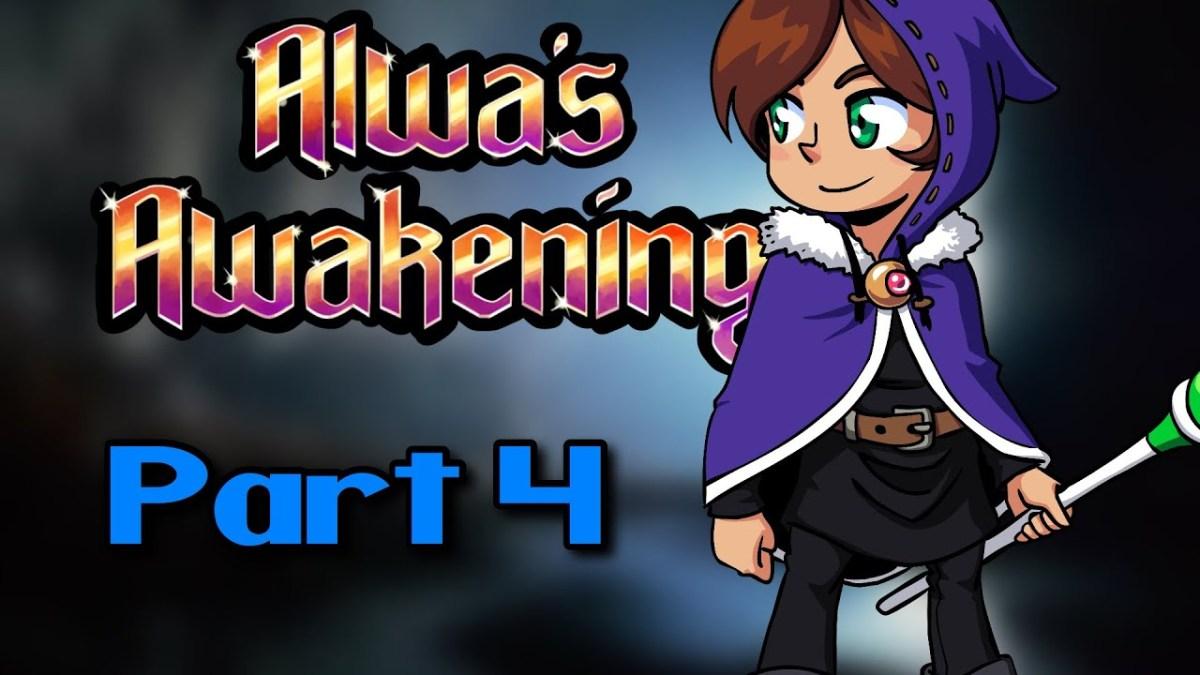 Let's Play Alwa's Awakening Part 4