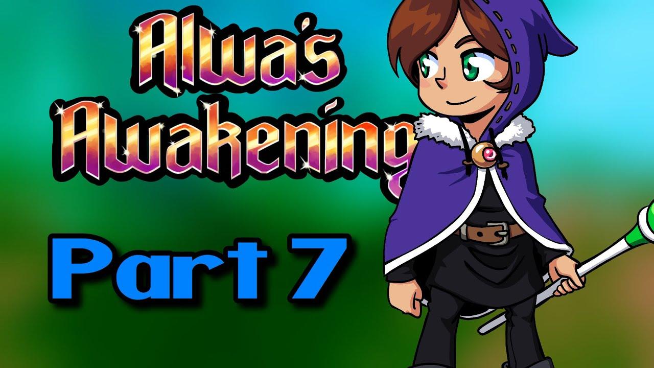 Let's Play Alwa's Awakening Part 7