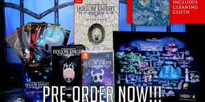 Hollow Knight Available In Physical For Switch, PS4 and PC!