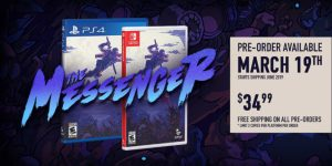 The Messenger Physical Release Pre-Orders 3/19