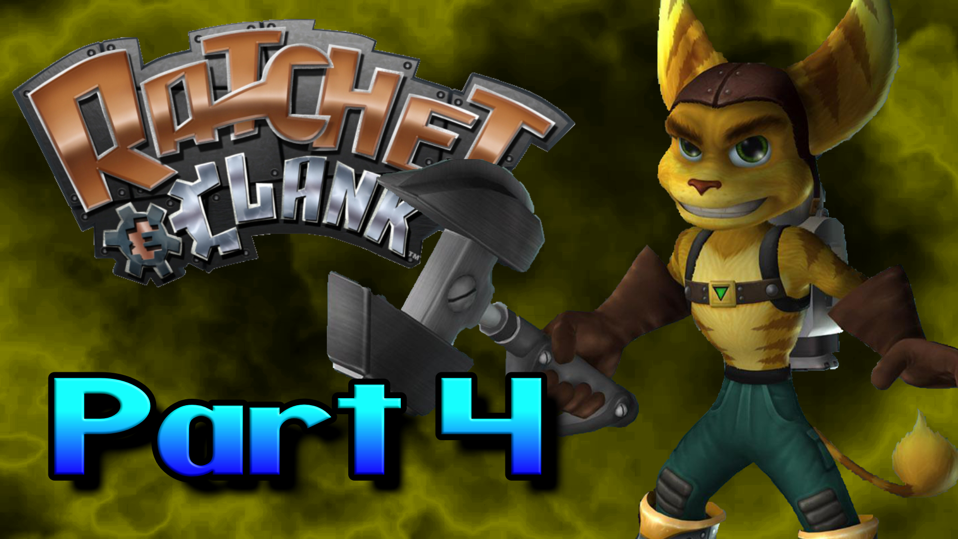 Let's Play Ratchet & Clank – Part 4