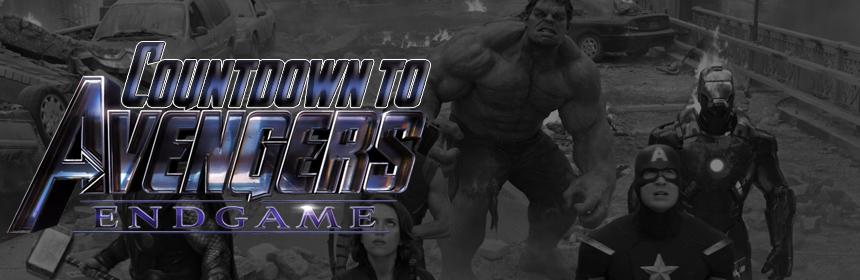Countdown to Avengers Endgame: The Avengers