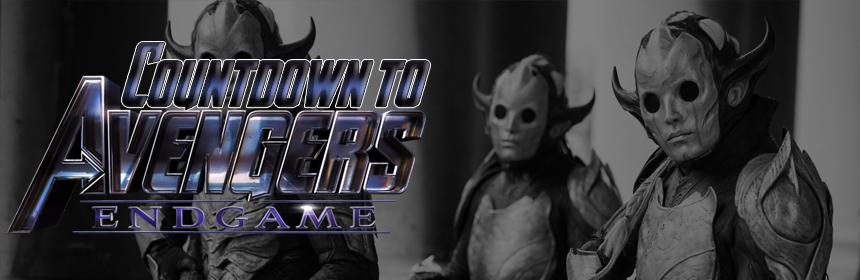 Countdown to Avengers Endgame: Thor: The Dark World