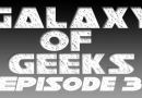 Episode 3 – Jonesing Some More, Aliens, And Star Wars