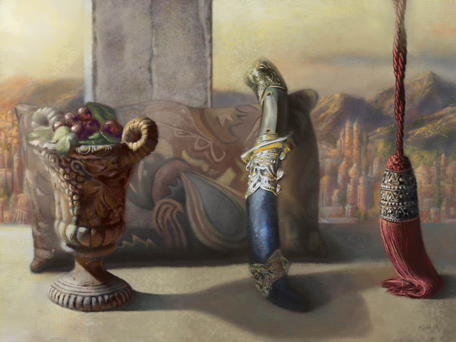 Illustration by Adar Darnov