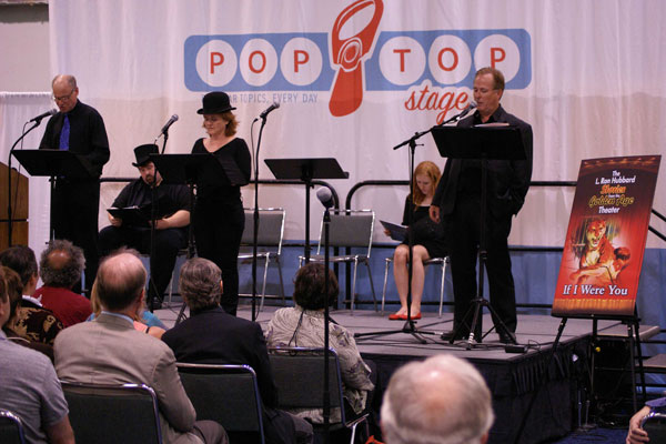 2012 show at the ALA on the Pop Top Stage