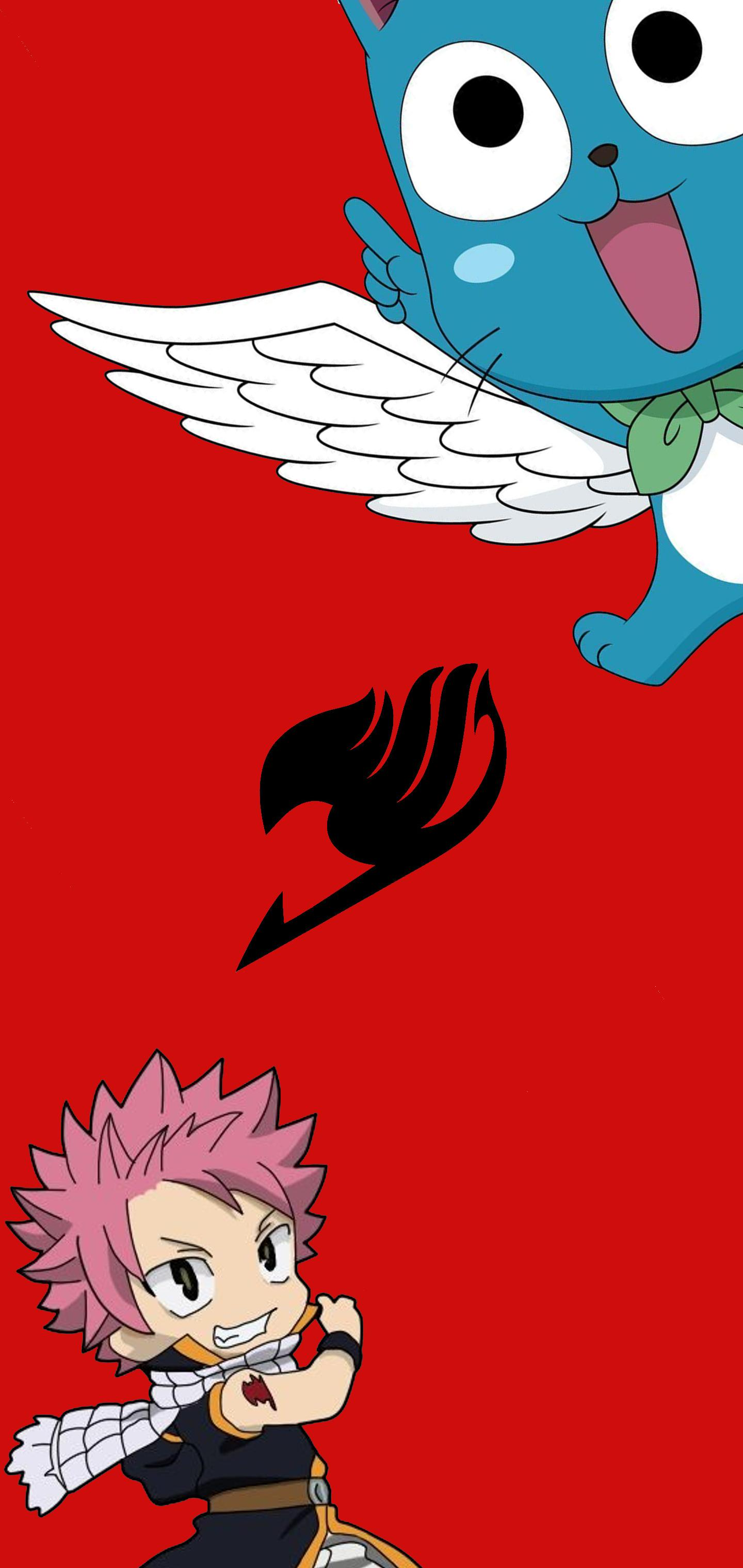 Cute Fairy Tail Wallpaper : fairy, wallpaper, Fairy, Oneaznonly, Galaxy, Hole-Punch, Wallpaper