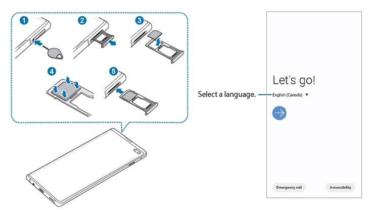 Get to Know the Samsung Galaxy S20 Instructions for Beginner's