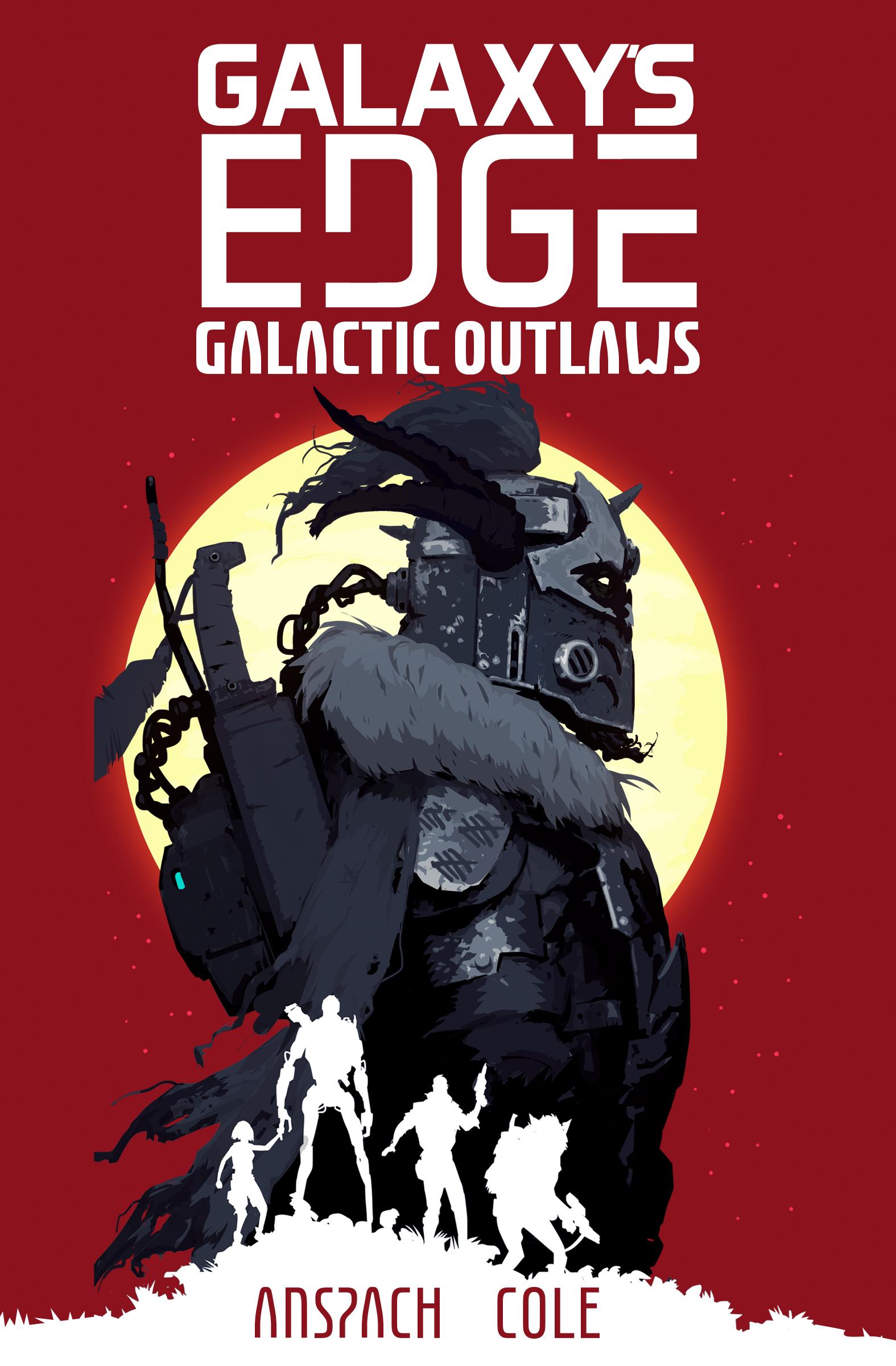 Galaxy's Edge - Galactic Outlaws