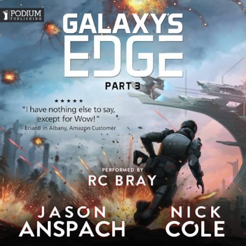 Galaxy's Edge, Part III Audiobook