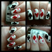 Luck - March Nail Art Challenge