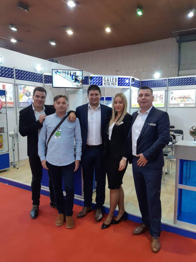 GMP izuzetan na sajmu u Novom Sadu
