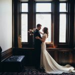 Christina and Ethan - The Gale Mansion