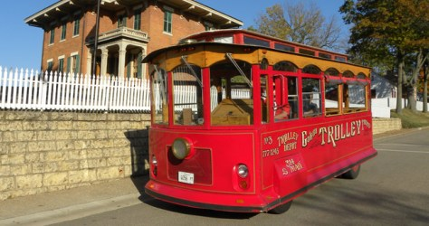 Galena Trolley