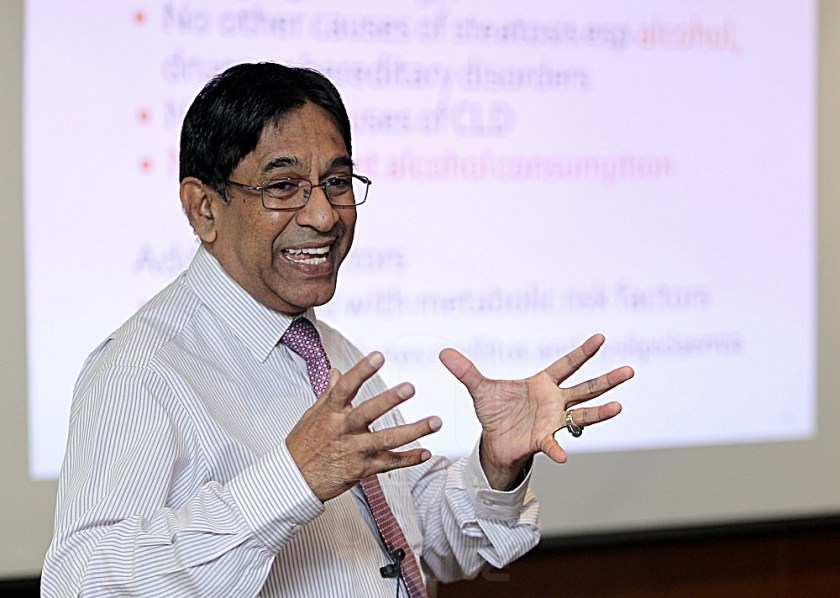 The Galen Centre Distinguished Speaker Series – Tan Sri Dr. Ismail Merican