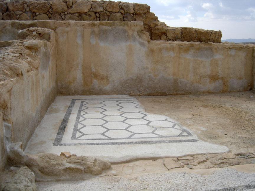 Herods Palace Masada Israel  Travel Photos by Galen R