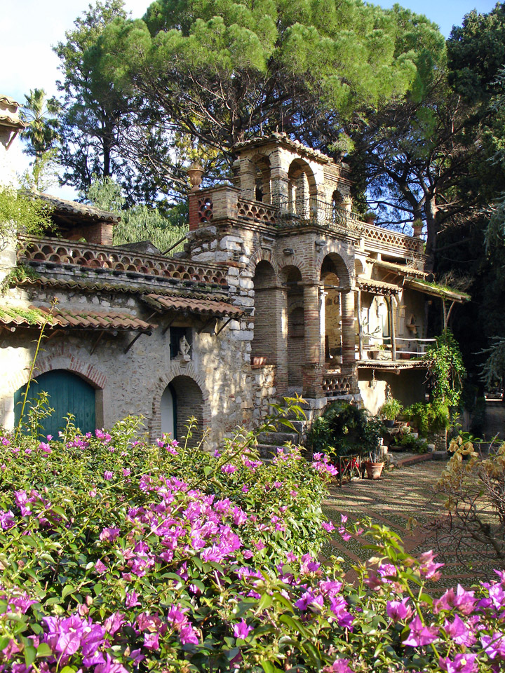 Taormina Sicily  Travel Photos by Galen R Frysinger