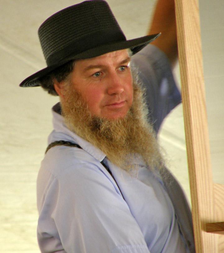 Amish Quilt Auction Bonduel Wisconsin Fall 2007