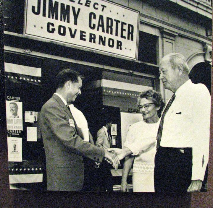 Carter Center Atlanta Georgia  Travel Photos by Galen R